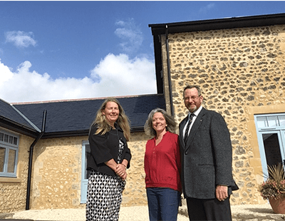 NatWest funding package helps transform farmland into holiday homes