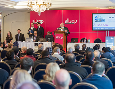Allsop raises £115m as strong showing from investors 'exceeds expectations'