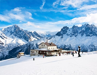 Revealed - the hotspots to invest in property in the Alps