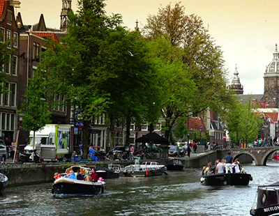 Amsterdam property market is overheating