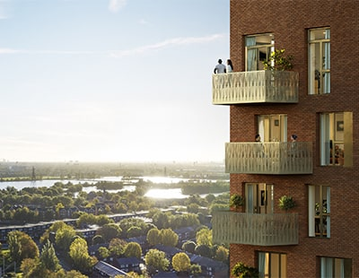 Argent Related's inaugural development one of the largest in North London