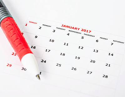 Property auction dates for January 2017