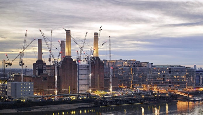 London regeneration – what is going on at Battersea Power Station?
