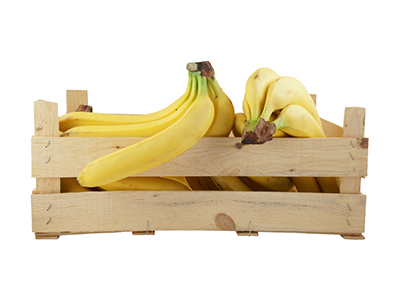 Going bananas at auction