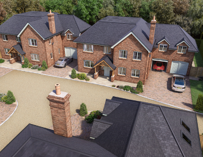 Works begin onsite at new luxury Beeston development