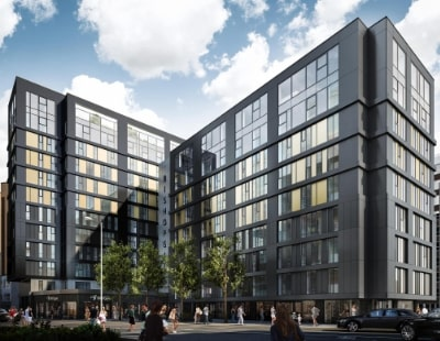North West investment: work begins on luxury Preston apartments