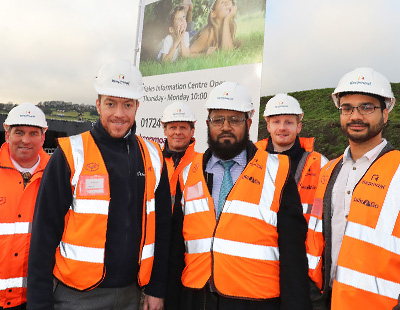 Developer starts work on £43m Bradford housing scheme