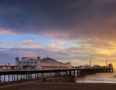 Brighton development to benefit from seaside and stamp duty surge