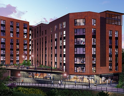 First housing development designed exclusively for Sheffield renters