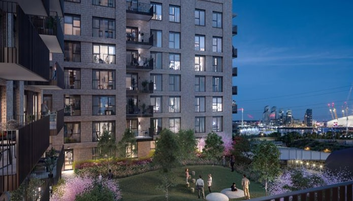 Canning Town receives boost with launch of major new development