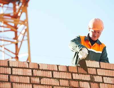 UK housebuilding rises but numbers still below target