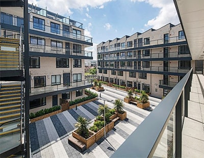 Glasgow's first major Build to Rent development completes construction