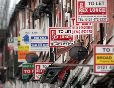 London house prices forecast to fall next year