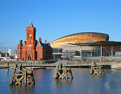 Cardiff sees office property revival as take up hits best Q3 on record