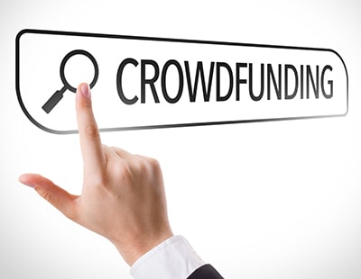 Crowdfunding model launches equity-only platform