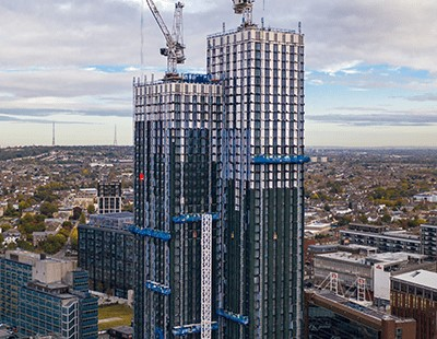 World's tallest modular resi building nears completion – is it a game-changer?