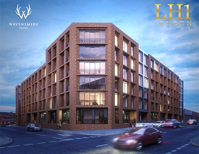 Luxury development continues to sell well in Birmingham's thriving creative quarter