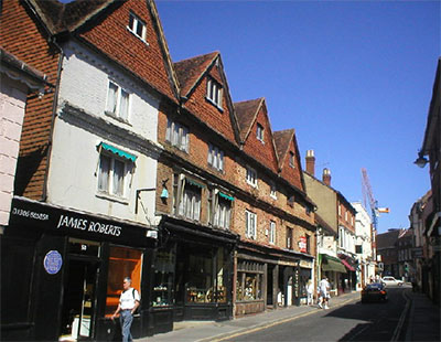 Dorking announced as 2016's top commuter hotspot