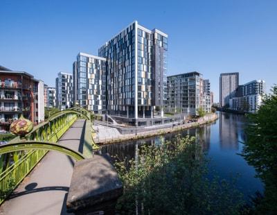 Manhattan-inspired Salford development a hit with overseas investors