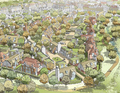 Plans approved for 1,800-home development