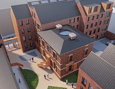 Heaton House Lofts to restore Birmingham's 19th century heritage