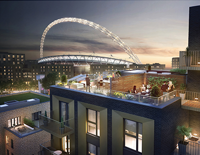 Plans approved for £2.5bn regeneration around Wembley Stadium