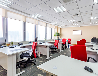 Serviced office take-up soars in the UK