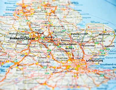 It's great up North…for property developers