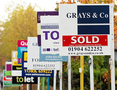 UK property price growth is 'occurring at an unattainable rate'