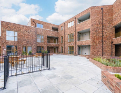 South London garage transformed into £9.1m mixed-use development