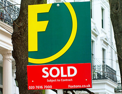 UK property transactions increase