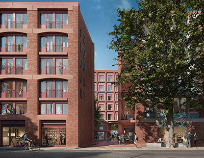 Large PBSA scheme in Hackney Wick gets the go-ahead
