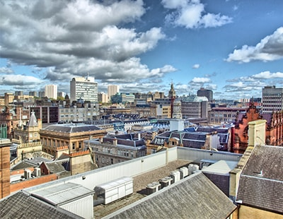 Scotland experiences strongest property market since 2008
