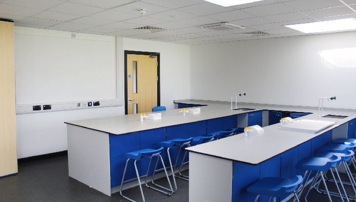 Modular build for Cambridge specialist independent school completes