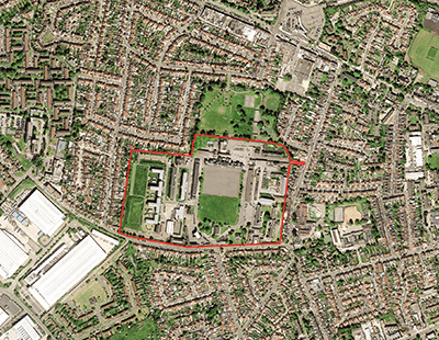 Huge residential development opportunity brought to London market