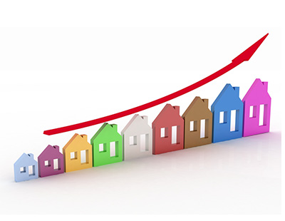 Average house prices peak at £292,000