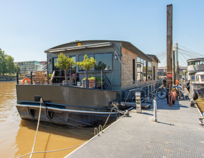 Making waves – is investing in a houseboat a good idea?