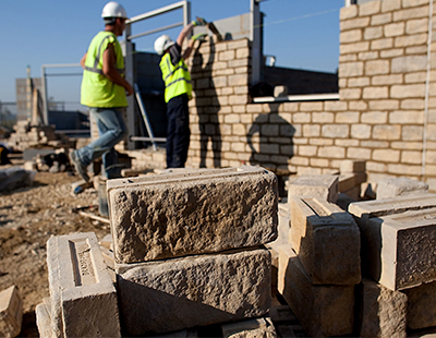 Sharp rise in number of new homes built