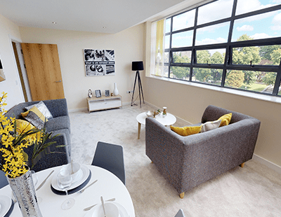 Midlands regeneration – new homes at Ilkeston Co-op conversion sell in weeks