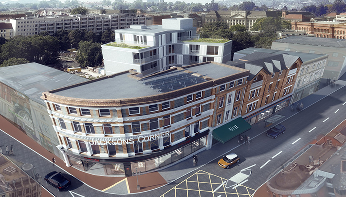 Department store in Reading set to be transformed into luxury apartments
