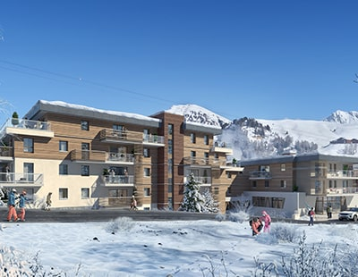 New luxury property development launched in La Plagne