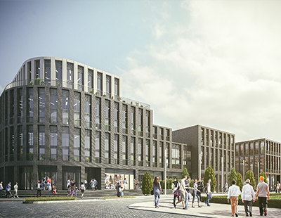 Plans revealed for £80m transformation of Leicester's rundown Waterside area