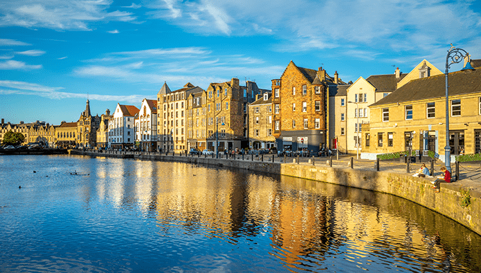 Property insight – is the sun shining on Leith?