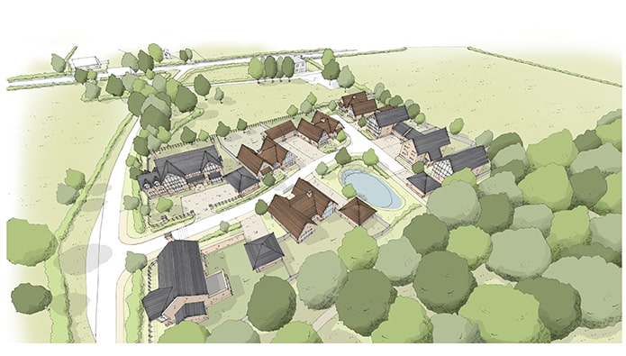 Worcester 'super village' set to be enhanced by new developments