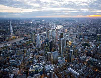 Fall in property sales threatens London's status as economic powerhouse