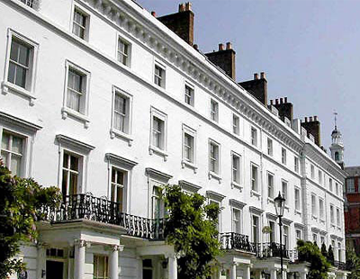 Property in affluent parts of London viewed as a 'safe bet'