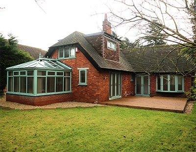 Loveitts set to auction recently refurbished bungalow
