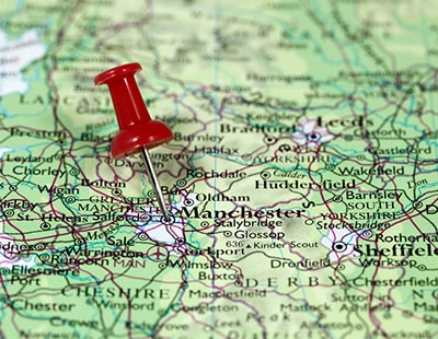 Why is Manchester one of Europe's fastest growing cities?