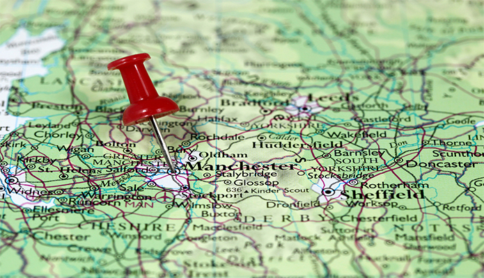 Property hotspot: Manchester is still 'head and shoulders' above the rest