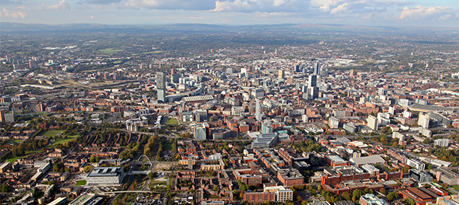 Sourced takes over prestigious Manchester site to deliver 525 homes